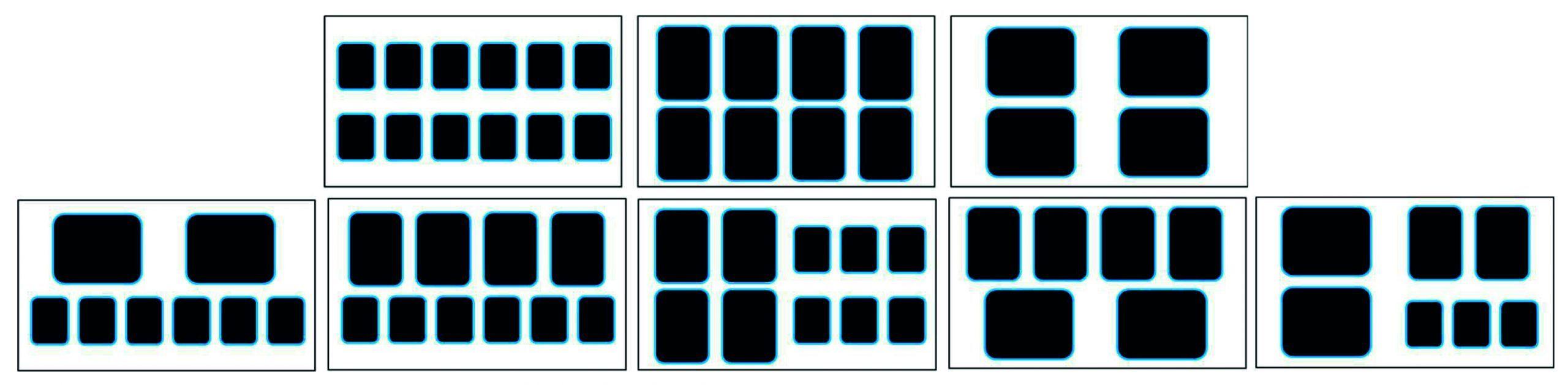 Configuraciones de platos Roland XT-640S